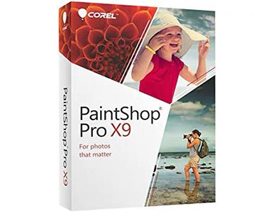 Paintshop proX9安装包