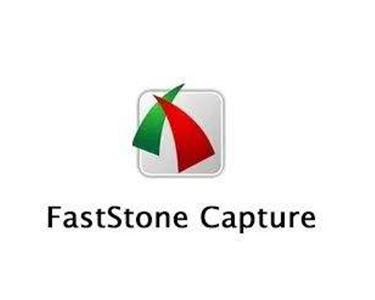 截图录屏软件FastStone Capture